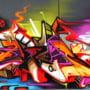 Concurs de graffiti la Resita