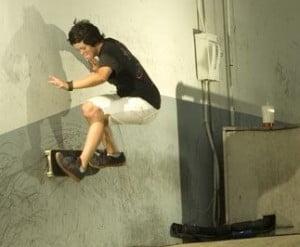Concurs de skate si role, in Fabrica