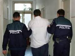 Condamnat definitiv, prins si incarcerat de politisti
