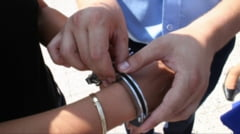 Condamnata pentru abandon de familie, o buzoianca a fost prinsa de politistii braileni