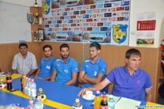 Conditii de Liga a II-a la clubul de fotbal Dunarea Calarasi