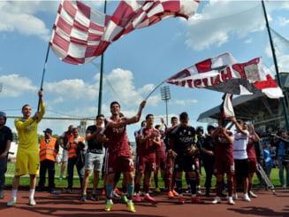 Conditii imposibile pentru Rapid: Ce trebuie sa faca pentru a nu fi exclusa din Liga 1