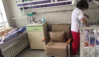 Conditii mai bune pentru copiii internati in Spitalul Judetean Constanta