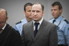 Conditiile de detentie inumane pentru teroristul Breivik, neschimbate: Ramane in trei camere cu 2 televizoare, Xbox si Playstation