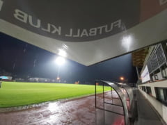 Conducerea FRF participa la inaugurarea unei investitii a Guvernului Ungariei in fotbalul romanesc