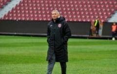 Conducerea clubului CFR Cluj dezvaluie motivul real pentru care contractul lui Dan Petrescu a fost prelungit