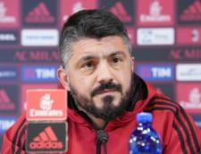 Conducerea lui AC Milan si-a pierdut rabdarea cu Gattuso. Meciul cu Spal poate fi ultimul, iar lista cu inlocuitori e gata - presa