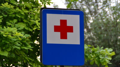Conducerea unui spital judetean a interzis accesul vizitatorilor, din cauza gripei