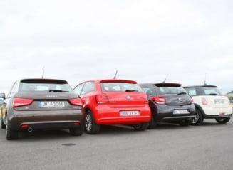 Conduci mult in oras? Iata care sunt cele mai bune cinci masini care te vor scapa de orice griji