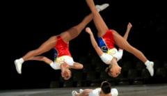 Condusi de Simona Amanar! Aerobicii merg dupa medalii la Campionatele Europene