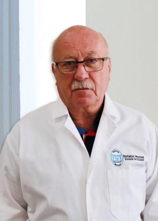Conf. dr. Mihnea Ionescu: In cazul cancerului colorectal, descoperit si tratat in stadiu incipient, putem vorbi de vindecare