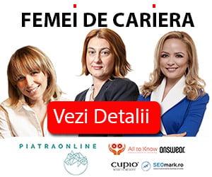 Conferinta Femei de cariera - editia a IX-a