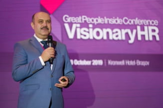 "Conferinta Great People Inside - ""Visionary HR"", 09-10 Octombrie 2019"