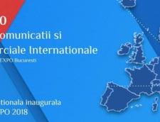 Conferinta Romania 100, transport, comunicatii si relatii comerciale internationale, deschide cea mai mare expozitie de Transport, Logistica, IT si Supply Chain din Romania, TransLogistica EXPO