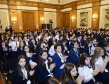 Conferinta internationala Laude-Reut de diplomatie si afaceri globale dedicata elevilor din bucuresti si israel