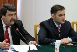 Confiscarea averilor i-a incaierat pe senatorii PSD