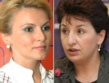 """Conflict Andreea Paul Vass - Sulfina Barbu, pe tema """"presiunilor facute de PD-L"""""""