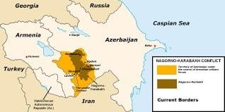 Conflictul din Nagornii Karabah: 39 de morti dupa 24 de ore de lupte