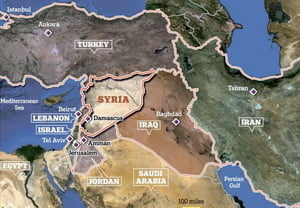 Conflictul din Siria ar putea declansa Al Treilea Razboi Mondial?