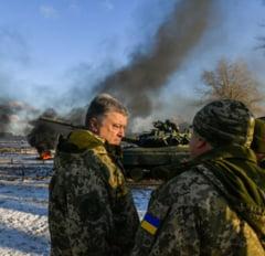 Conflictul dintre Kiev si Moscova escaladeaza: Ucraina interzice intrarea in tara a barbatilor rusi