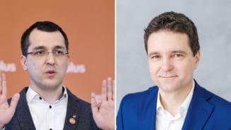 """Conflictul intre Nicusor Dan si Vlad Voiculescu se amplifica. """"Trebuie sa invatam in tara asta sa impartim competente"""""""