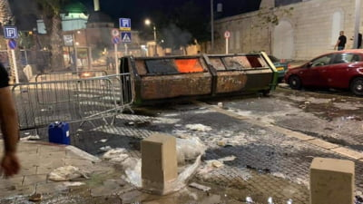 Conflictul israeliano-palestinian. Hamas anunta o riposta cu peste 200 de rachete. Vizate, orasele Tel Aviv si Beer Seva