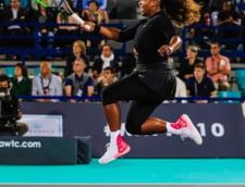 Confruntare istorica in lumea tenisului: Serena Williams va juca, in premiera, impotriva lui Roger Federer