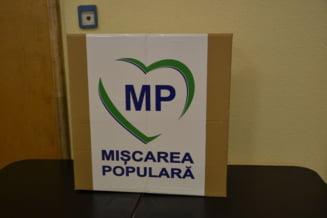 Congres PMP cu final asteptat: Basescu a fost ales presedinte al Miscarii Populare