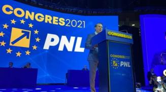 Congres PNL. Florin Citu - noul presedinte al Partidului National Liberal (oficial)