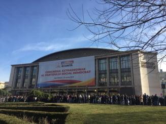 Congres extraordinar la PSD cu acuzatii de dictatura, cenzura si final asteptat. Dancila devine secundul lui Dragnea (Galerie foto&Video)