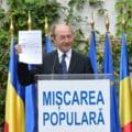 Congresul PMP: Se asteapta schimbarea numelui si candidatura lui Basescu