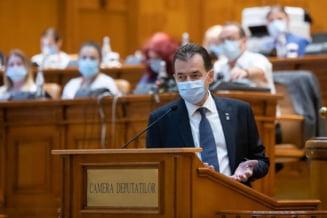 Congresul PNL: Ludovic Orban si-a anuntat demisia de la sefia Camerei Deputatilor