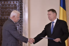 Consens intre Iohannis si Melescanu privind politica post-Brexit: Romania si Marea Britanie au multe pozitii comune