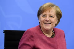 Conservatorii Angelei Merkel conduc detasat in scrutinul din landul Saxonia-Anhalt, potrivit primelor exit-poll-uri