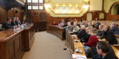 Consilierii judeteni, convocati la sedinta
