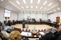 Consilierii judeteni buzoieni, convocati in sedinta ordinara a lunii februarie
