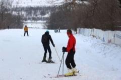 Consilierii liberali, mari amatori de schi!
