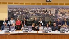 Consilierii locali PSD Bacau vor depune din nou proiectul de reorganizare si reformare a Politiei Locale