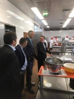 Consilierul local Cristian Macedonschi propune un eveniment culinar comun la Salzburg si la Brasov