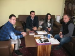 "Consiliul Judetean, partener in proiectul basarabean ""Cunoaste-ti Esara"""