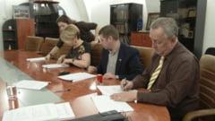 Consiliul Judetean Bihor a semnat doua contracte de gestionare a deseurilor