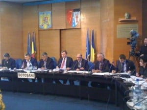 Consiliul Judetean ia inca un imprumut pentru sustinerea proiectelor europene