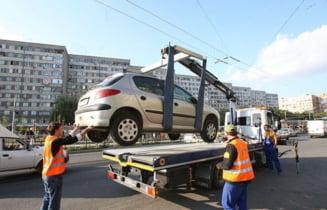 Consiliul Local Sector 1 a respins un proiect prin care masinile parcate neregulamentar urmau sa fie ridicate. Consilierii PNL si PSD s-au abtinut la vot