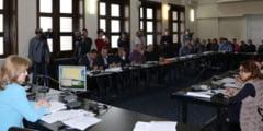 Consiliul Local Targu Mures, sedinta cu 22 de proiecte