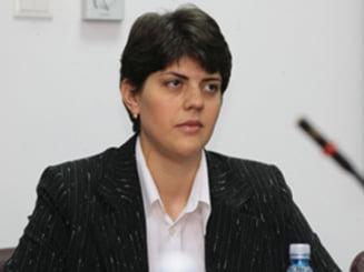 Consiliul National de Etica: Codruta Kovesi nu a plagiat in teza de doctorat