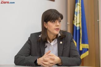 Consiliul UE si PE au desemnat-o pe Kovesi candidat comun la Parchetul European