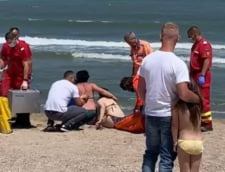 Constanta: Paramedicii si salvatorii ISU de pe litoral au intervenit in aceasta vara pentru 721 de persoane aflate in dificultate