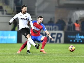 Constantin Budescu s-a prezentat la reunirea unei formatii din Liga 1