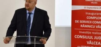 Constantin Radulescu: Cladire modernizata pentru protectia sociala din judetul Valcea