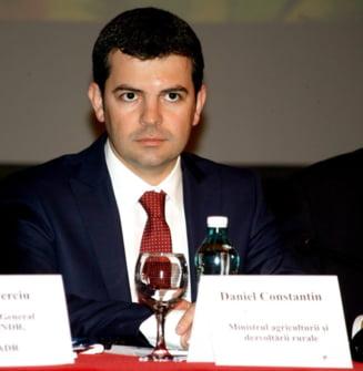 Constantin despre noul PNDR: 400 de milioane de euro pentru tinerii fermieri, 320 pentru pomicultura - Interviu